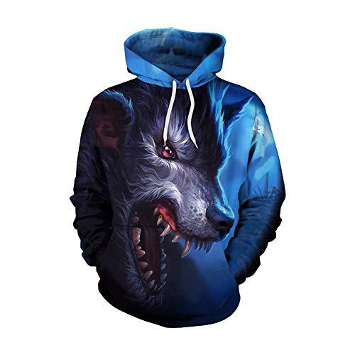 Unisex 3d Printing Hoodie Galaxy Hoodie Sweatshirt Pocket,Women