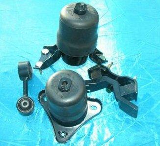 (M145 92-96 TOYOTA CAMRY 2.2L Engine Motor Mount SET 4pcs With Hydraulic 92 93 94 95 96)