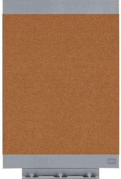 Nobo Ecoboard 1902507/bacheca in sughero ecologico 58/x 43/cm marrone