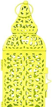 クリスマスキャンドルホルダーレトロメタル中空ローソク足クラフトキャンドルライトティーライトホームデコレーションランタンローソク足結婚式の装飾、E