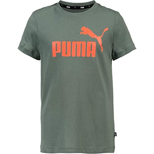 Puma shirt Ess Logo Garçon Wreath Laurel Tee T B qg7Tnqz