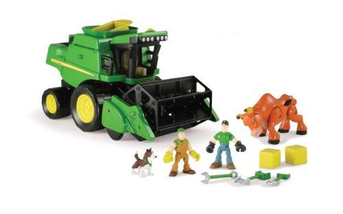 John Deere Gear Force Harvest Action Combine