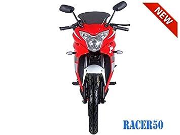 Smartdealsnow 49cc Sports Bike Racer50 Automatic Bike