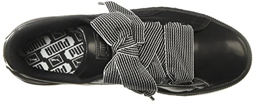 puma Chaussures De Black Black Pour Femmes Puma Basket z8Y4qwxP