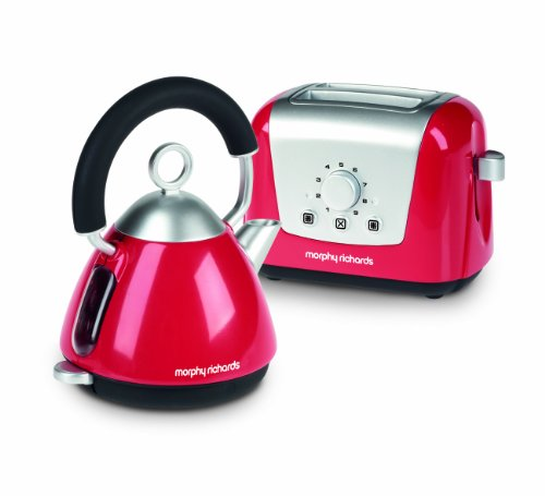 Morphy Richards Kitchen Set: Casdon Little Cook Morphy Richards Toaster And Kettle Set