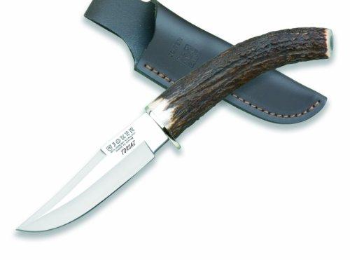 Joker CC71USA De Monte Hunting Knife, 4.29-Inch