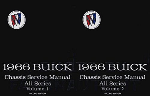 Buick Electra Grille (COMPLETE & UNABRIDGED 1966 Buick Repair Shop & Service Manual GS Skylark Special Riviera LeSabre Electra Wildcat)