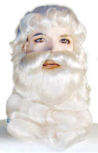 Deluxe Kanekalon Beard & Wig