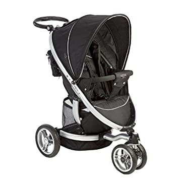 Amazon.com : Valco Baby Ion Single Stroller - Raven - One Size ...