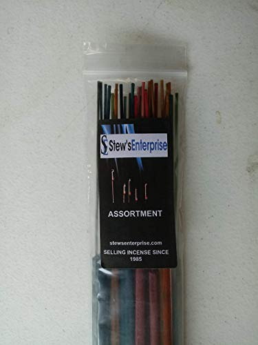 Stews Enterprise Assorted 19 Inch Jumbo Incense Sticks - 30 Sticks (1)