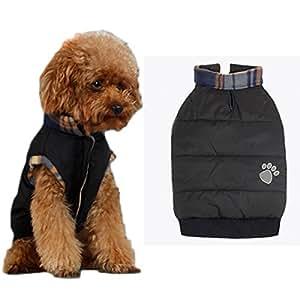 Amazon.com : PAWZ Road Pet Clothes Dog Coat Jacket Winter
