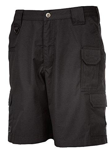 5.11 Tactical Taclite Shorts , Black , 38