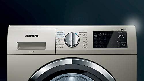 Siemens iQ500 WM14T79XES - Lavadora (Independiente, Carga ...