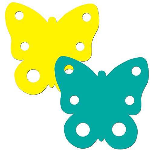 Creative Teaching Press Butterfly Two-Color Calendar Cut-Outs (4961)