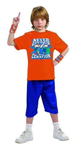 Child WWE Wrestler John Cena Costume, Large by Rubie's
