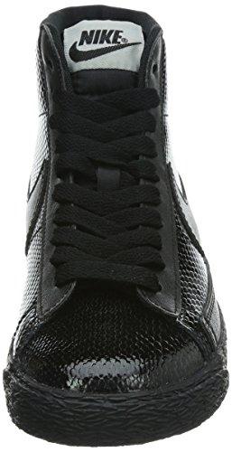 Blazer Nike Femmes Mid Ltr Prm Chaussures De Course Noir