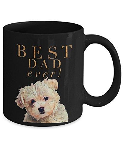 Maltese coffee mugs pet owner mug