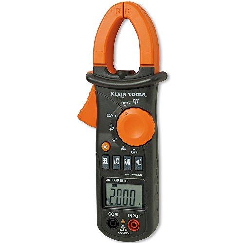 Clamp Meters Product : Klein tools cl ac clamp meter a buy online in uae