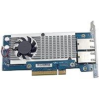 QNAP Network LAN-10G2T-X550 Dual-port 10Gbase-T Network Expansion Card Retai