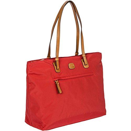 Brics X-Travel Shopper Tasche 39 cm Laptopfach Rot
