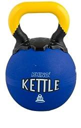 Champion Sports Rhino Kettle Bell Weights, 15-Pound