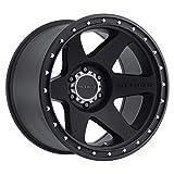 "Method Race Wheels 610 Con 6 Matte Black 20x12"" 6x5.5"", 52mm offset 4.5"" Backspace, MR61021260552N"