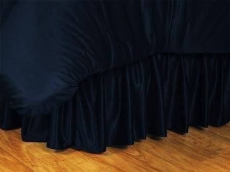 Sports Coverage NCAA Penn State Nittany Lions Bed Skirt, King, Midnight