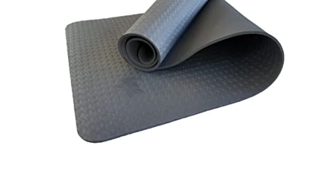 R-PTIL Yoga mat and Bag Set Floor mat and Carrier Bag for Exercise Pilates and Yoga is eco-Friendly Non-Slip Perfect for Fitness, Strong and Thick ...