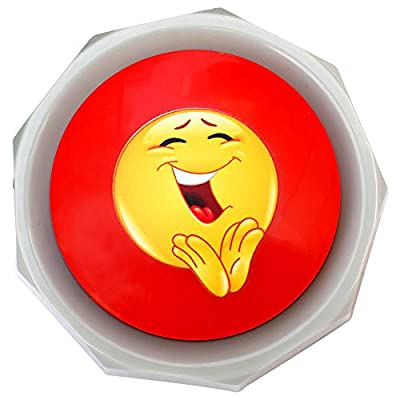 RIBOSY Applause Button - Button Applauds When Pressed - Hype Up Your Life (Batteries Included): Toys & Games