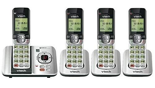 VTech CS6529-4 DECT 6.0