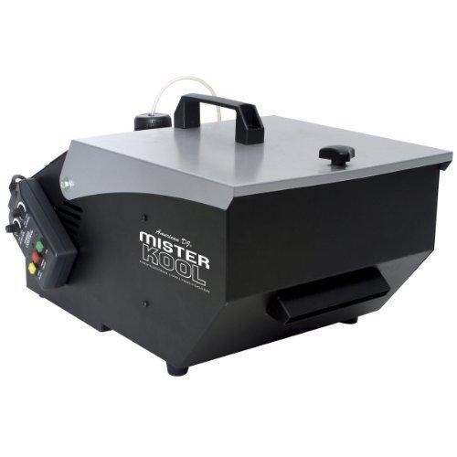 American DJ Smoke Low Lying Dry Ice Effect Fog Machine w/ Remote | MISTER-KOOL (Dj Fog Machine)