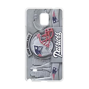 New England Patriots Cell Phone Case for Samsung Galaxy Note4