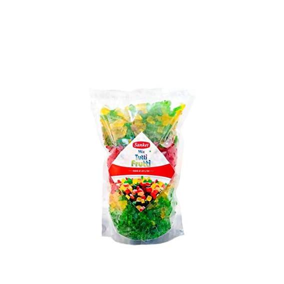 sanket Pure Mix Tutti Frutti candy-1kg