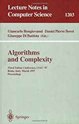 Algorithms and Complexity: Third Italian Conference, CIAC'97, Rome, Italy, March 12-14, 1997, Proceedings (Lecture Notes in Computer Science)