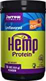 Jarrow Formulas Hemp Protein (Organic), Supports Gastrointestinal, Immune & Respiratory Health, 16 Ounce
