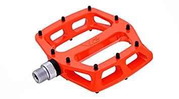 DMR V12 Pedals, 9 16 Alloy Platform Tango Orange