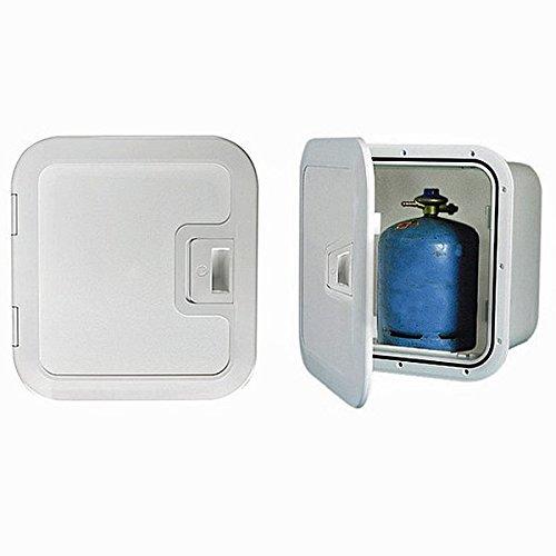 Osculati Kunststoff Kasten für Gasflaschen nach ISO 10239