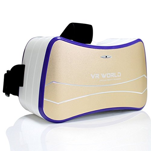 T.Face Space 3D glasses vr glasses virtual reality glasses all in one vr headset goggles box for games and video by T.Face (Image #1)