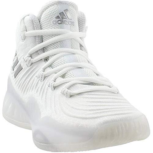 online retailer 4bf9e 7d311 adidas Crazy Explosive Low Shoe - Mens Basketball 6.5 Victory RedWhite