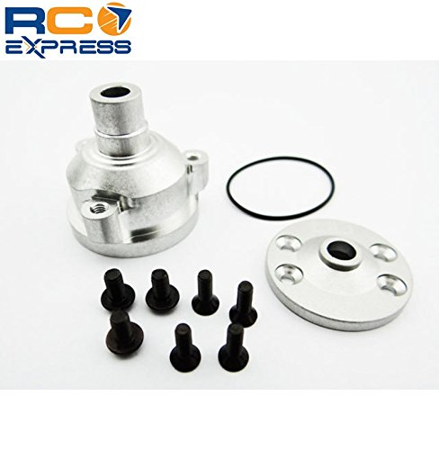 Traxxas Center Differential - Hot Racing Aluminum Center Differential Case: Stampede, Rally, Telluride