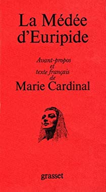 La Médée d'Euripide par Cardinal