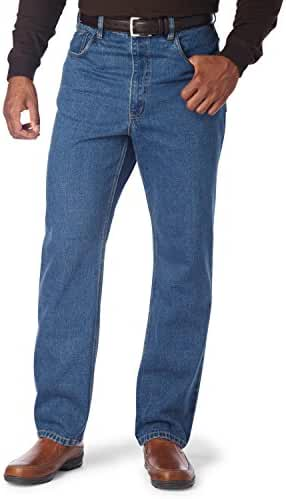 Harbor Bay Big & Tall Relaxed-Fit Jeans