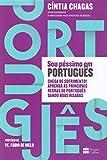 capa de Sou Péssimo em Português. Chega de Sofrimento! Aprenda as Principais Regras de Português Dando Boas Risadas