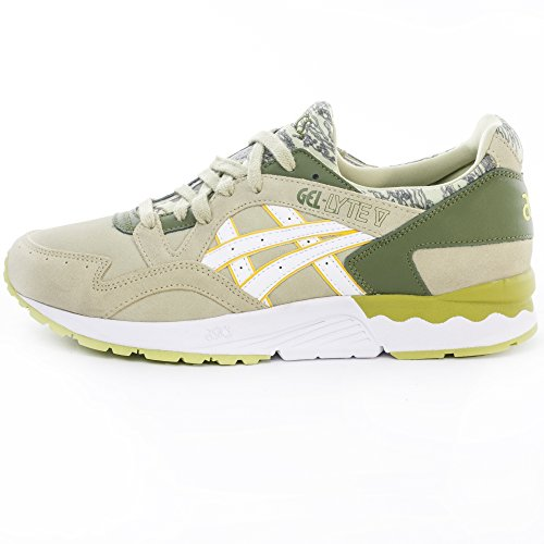 Gel Lyte white Winter E16 V Asics Pear White Pear Chaussures W q7w15dxAq