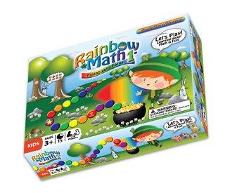Rainbow Math 1 Fantabulous Forest Game