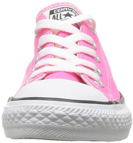 Converse - Zapatillas de tela para niños Rosa (Pink (ROSE ELECTRIC))