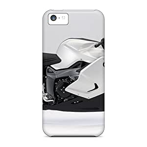 Cute Tpu Funnylife4 Bmw K 1300 S White Cases Covers For Iphone 5c