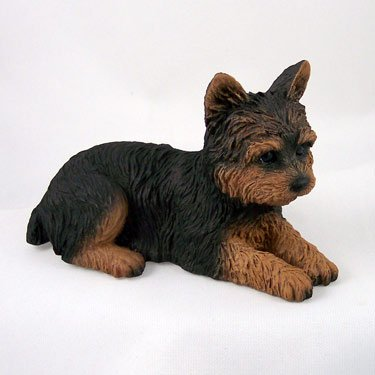 Conversation Concepts Yorkshire Terrier Puppy Cut Standard Figurine