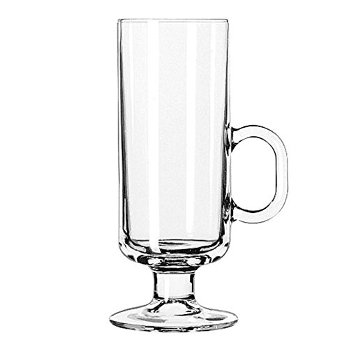 8.5 Oz. Pedestal Irish coffee (5292LIB) by Libbey
