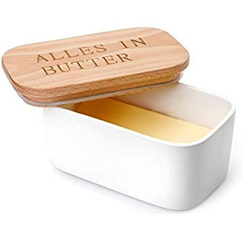 Amazon.com: Butter Dish-Butter Dish With Lid-Butter Dish ...